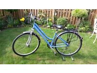 Ladies Claude Butler Odyssey Pedal Cycle