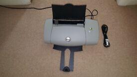 Dell Photo Printer, Model 720 Printer