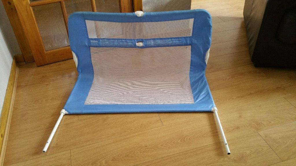 Guard Fitting Lindam Easy Fit Bed Guard Very