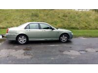 ROVER 75 CLUB CDT SE AUTO LOVELY CONDITION £1500 ONO