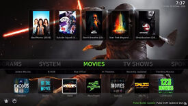 ANDROID TV BOX FULLY LOADED Auto UPDATES 4K all the latest Movies Box Sets and Live Sports FREE!!!!!