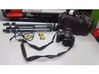 Fujifilm S7000 Professional Digital Camera + Stand - NEEW