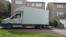 House removal and Clearance in Doncaster and surrounding areas. Man and van service, LutonVan