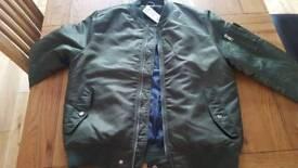 Men's Burton's jacket size large BNWT