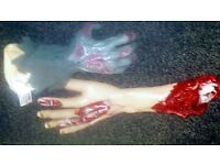 Severed Arm Prop's