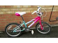 Girls BMX misty bike