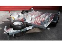 *** PAXTON TRAILER HIRE *** WOODFORD MTB3 HIRE £25