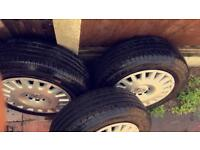 Vaxhaull Zafira/Astra/Vectra/Mevira wheels 16inch
