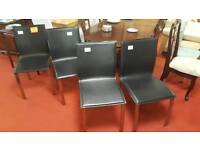 Dining chairs set of 4 tcl 11882