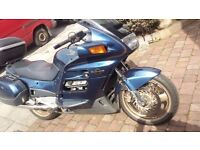 2001 ST1100 PAN EUROPEAN NON ABS 3 OWNERS FULL DEALER HISTORY NEW MOT £££££'S SPENT CAN DELIVER
