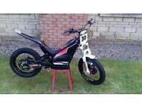 Oset 20 racing trials bike