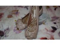 New Ladies Shoes Bottero Size UK3 EU36