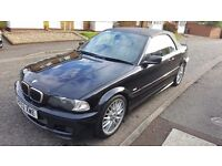 Bmw 330ci M-sport automatic Convertible