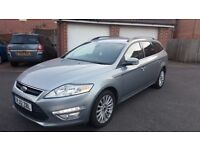 2012 '12' Ford Mondeo 2.0 TDCi Zetec Business Edition Estate **SatNav **Sensors **New Mot