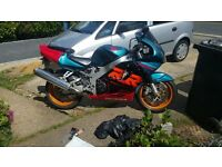 Honda CBR900 RRX Fire Blade. Low Mileage & Data tagged. Highly Collectable