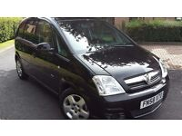 2009 VAUXHALL MERIVA 1.4 PETROL,VERY LOW MILEAGE,EXCELLENT COND.FULL DEALER SERVICE HISTORY