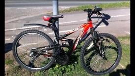 Bycicle Apollo FS26