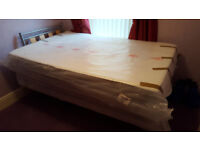 """** Memory Foam Matteress 10"""" Thick 10 inch – Brand New – Worth over £300 Each ✔✔✔"""
