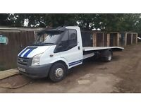 2008 TRANSIT 350 100 EF RECOVERY TRUCK,