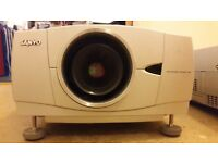 Projector Hire, 5500 Lumen, Flightcased (2 AVAILABLE, £50/day or £75/day for both)