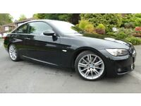 BMW 325i M Sport Auto, superb condition, Low mileage; One owner from new, Full service history