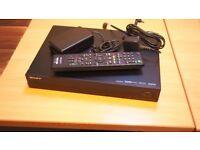Sony Hard Disc Recorder SVR-HDT500 HDMI Freeview + HD Digital TV