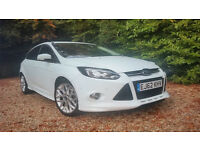 "2012 Ford Focus Zetec S 1.6T 182 PS Ecoboost 18"" Alloy!"
