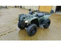Honda fourtrax trx 420 efi quad not 350