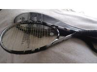 Crane Titanium Hi-Modulus Graphite Micro-Carbon Tennis Racquet