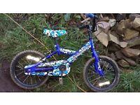 Boys townsend 16inch bike