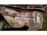 Trakker Jackal Backpack/ rucksack/ Holdall, CARP fishing.