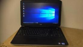 Dell latitude E5530, Core i3, 4GB Ram,320GB HDD, DVDRW, HDMI, Windows 10
