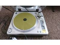 A Pair of Turntables