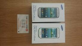 *FREE DELIVERY*OFFERS*SWAPS Samsung Galaxy S3 Mini GT-i8190 Factory Unlocked