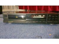 Technics SL-P202A HiFi Stereo CD Player 4 Times Oversampling 2 DAC Linear 18 BIT