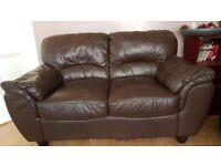 Leather Sofa - 2 & 3 seater