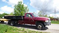 1995 Dodge 3500 Diesel Truck with only 90,000 KMs