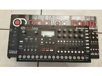 Elektron Analog Four, 4 voice analog Synthesizer, with warranty