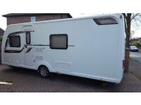 COACHMAN VISION 560/4 KIMBERELY 2014,AWNING,STORAGE COVER,TOWING COVER.