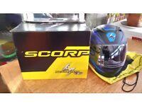 Scorpion Exo Motorbike Helmet