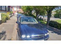 Jaguar x type , 56 plate -2.2 diesel ...top spec