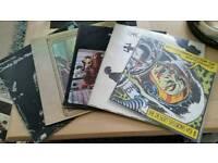 4 LP'S DESERT SESSION, CROSBY NASH & STILLS, JACKSON BROWNE, CROSBY,NASH,STILLS & YOUNG +1 FREE