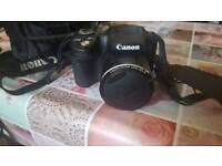 Canon powershot camera sx510 box