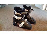 Salamon kids ski boots