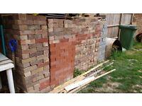 Red Bricks and blocks