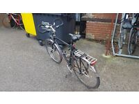 Giant Expedition Hybrid touring bike for sale!