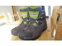 Scarpa Gore-Tex Waterproof Hiking Boots UK Size 9