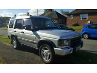 7 seater Discovery Adventurer LE