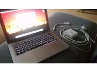 SOLD!! MacBook Pro Laptop 13-inch, Mid 2012 2.9GHz dual-core Intel Core i7 processor 8GB DDR3