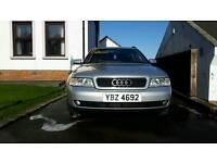 Audi A4 1.8SE Estate 2000